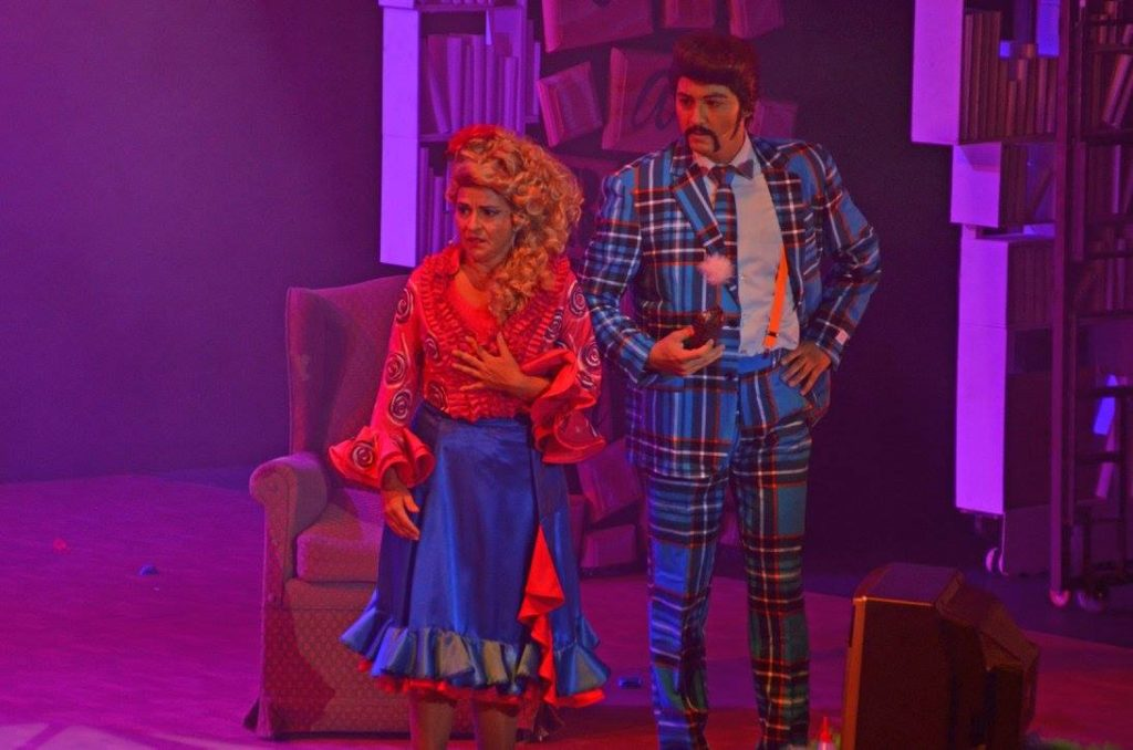 actores musical matilda