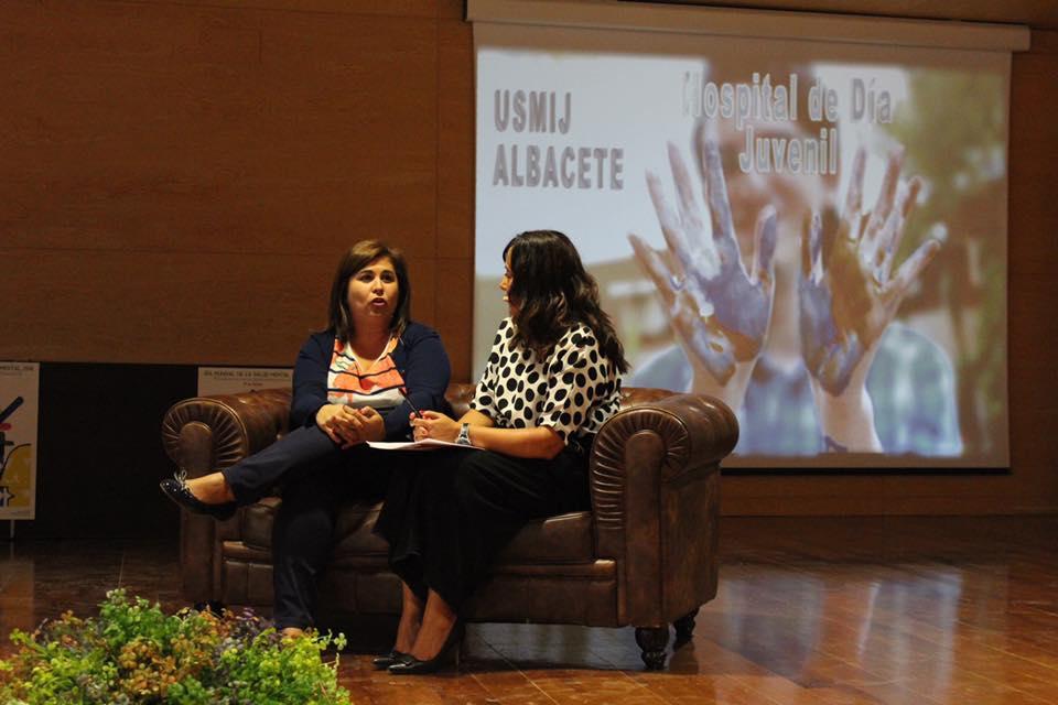 día mundial de la salud en Albacete chester