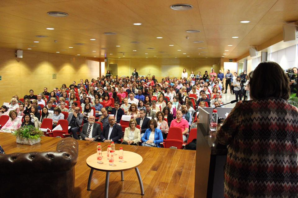 día mundial de la salud en Albacete público