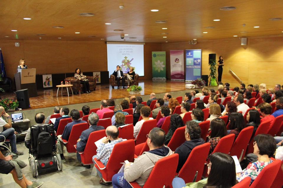 día mundial de la salud en Albacete jornadas