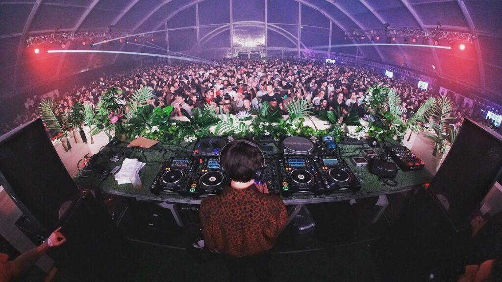 DJ en El Invernadero Las Ventas Madrid